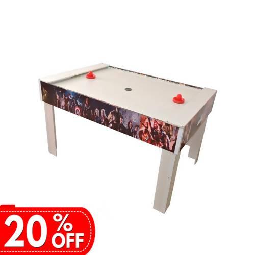 Mesa de Air Game Pequena Personalizada Com Led