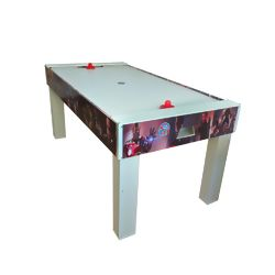 Mesa de Air Game Grande Personalizada Com Led